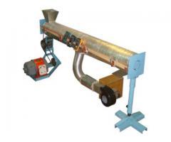 Установка для тепловой обработки сыпучих материалов