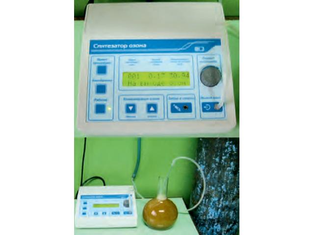 Разработка технологии приготовления озонированной эмульсии,