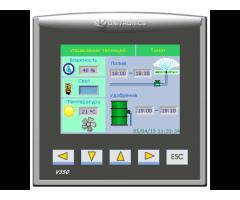 Цифровая система диспетчерского управления и сбора данных о температуре и влажности в теплице,