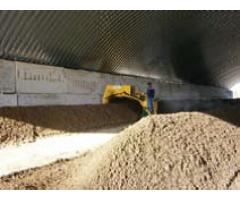 Производство и применение высококачественных органических удобрений на основе навоза,