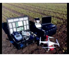Платформенное решение для мониторинга селекционных полей,