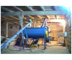 Технология гидробаротермической обработки  при подготовке концентратов к скармливанию