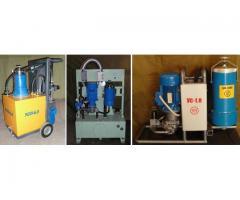 Оборудование для центробежной очистки технических жидкостей,