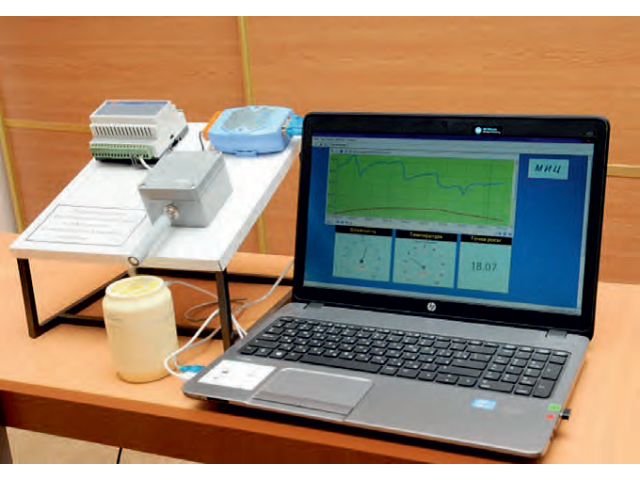 Цифровая система диспетчерского управления в теплице,